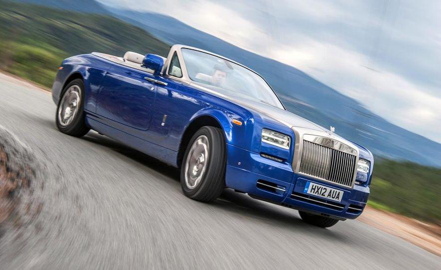 2014 Rolls-Royce Ghost - Slide 13