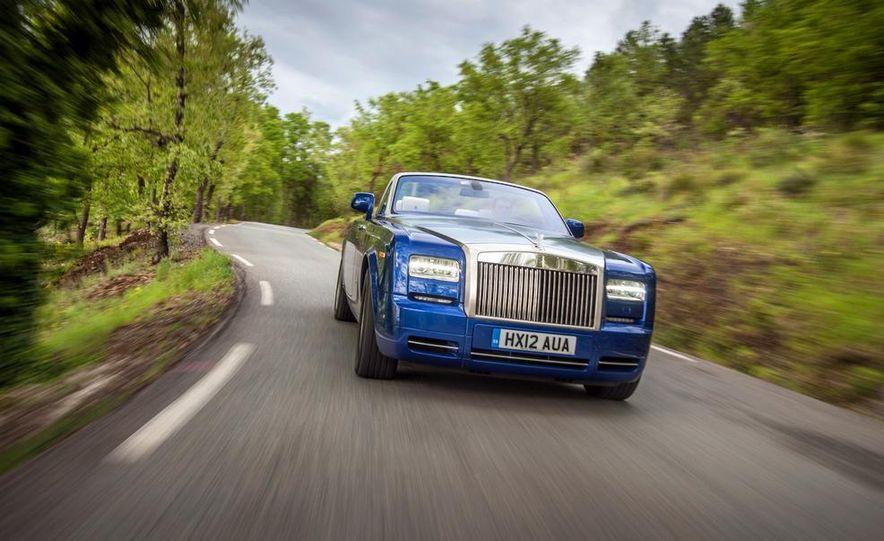 2014 Rolls-Royce Ghost - Slide 14