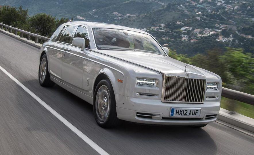 2014 Rolls-Royce Ghost - Slide 5