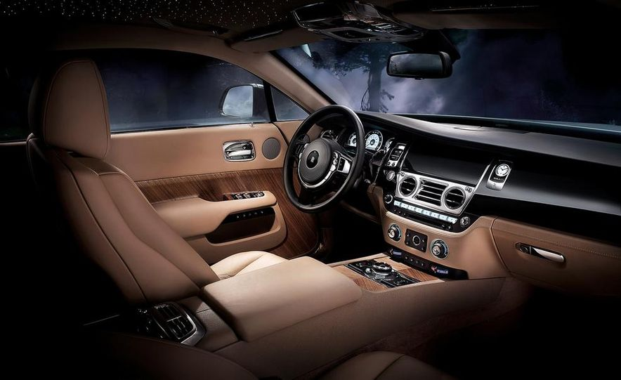 2014 Rolls-Royce Ghost - Slide 20