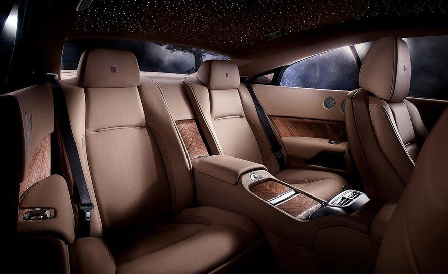 2014 Rolls-Royce Ghost - Slide 21