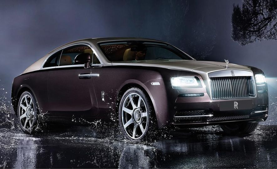 2014 Rolls-Royce Ghost - Slide 17