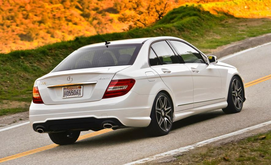 2014 Mercedes-Benz B-Class Electric Drive - Slide 47