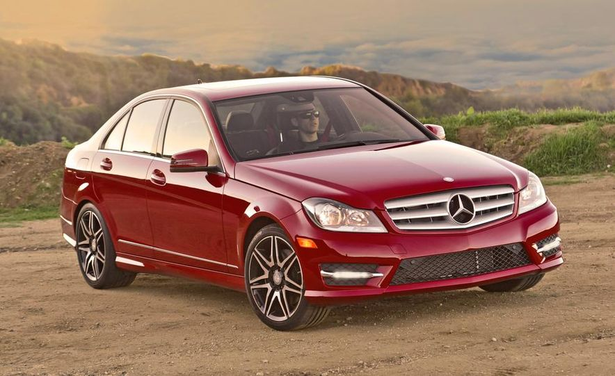 2014 Mercedes-Benz B-Class Electric Drive - Slide 48