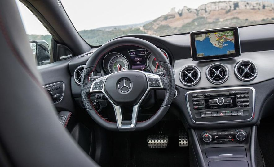 2014 Mercedes-Benz B-Class Electric Drive - Slide 65