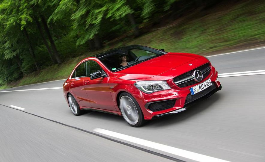 2014 Mercedes-Benz B-Class Electric Drive - Slide 9