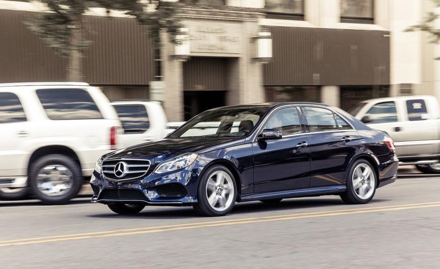 2014 Mercedes-Benz B-Class Electric Drive - Slide 12