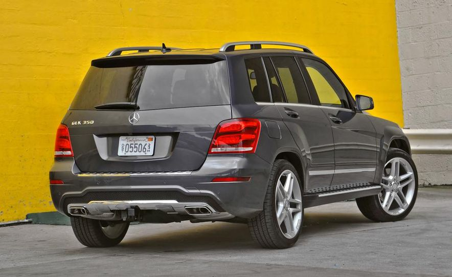 2014 Mercedes-Benz B-Class Electric Drive - Slide 93
