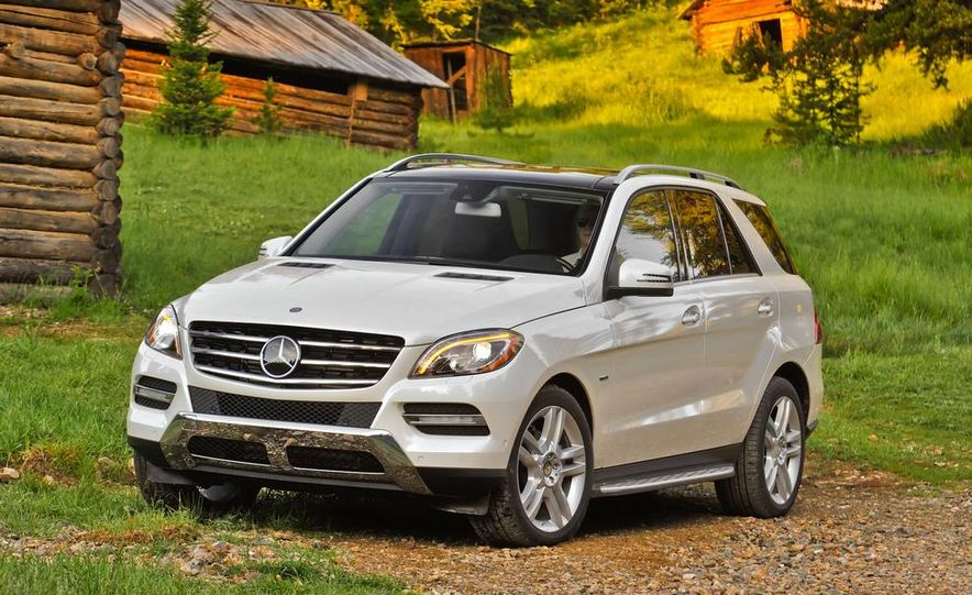 2014 Mercedes-Benz B-Class Electric Drive - Slide 96