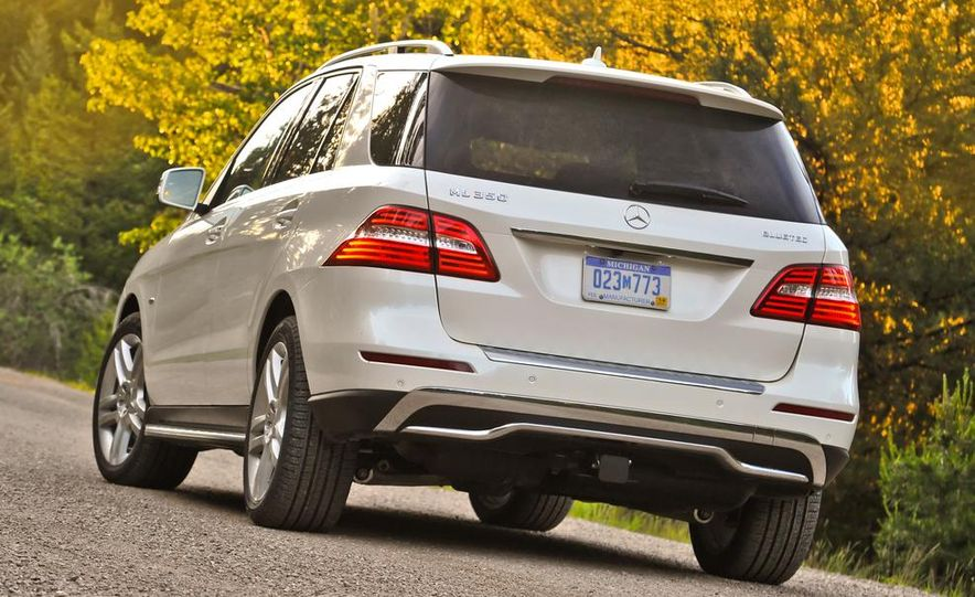 2014 Mercedes-Benz B-Class Electric Drive - Slide 97