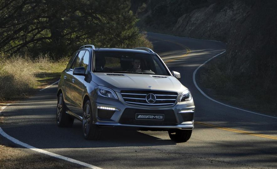 2014 Mercedes-Benz B-Class Electric Drive - Slide 99
