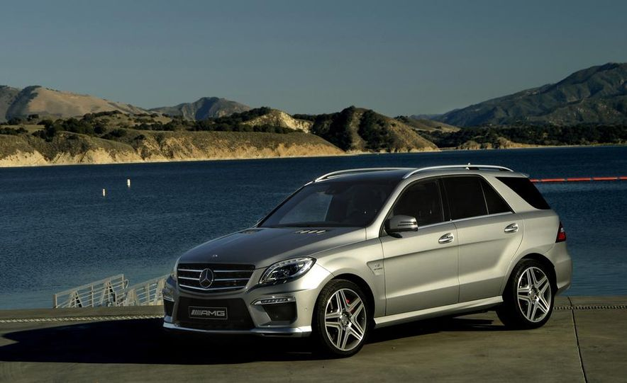 2014 Mercedes-Benz B-Class Electric Drive - Slide 100