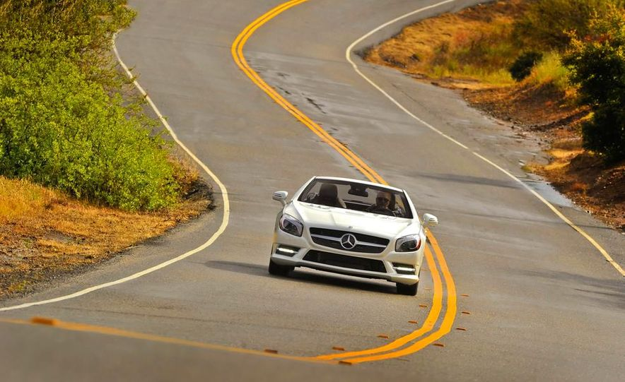 2014 Mercedes-Benz B-Class Electric Drive - Slide 104