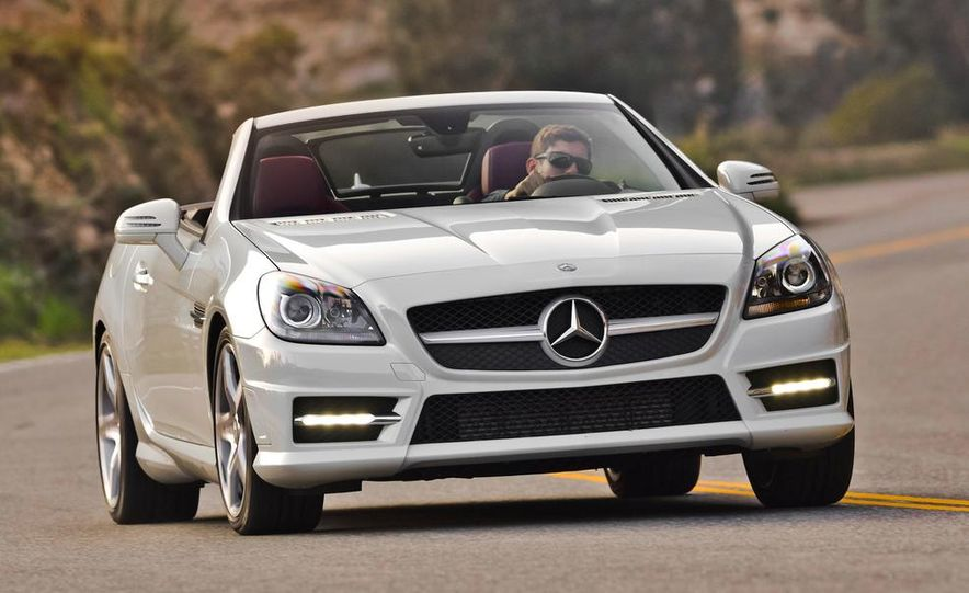 2014 Mercedes-Benz B-Class Electric Drive - Slide 114