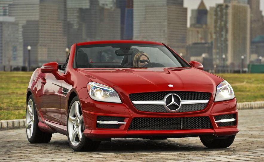 2014 Mercedes-Benz B-Class Electric Drive - Slide 118