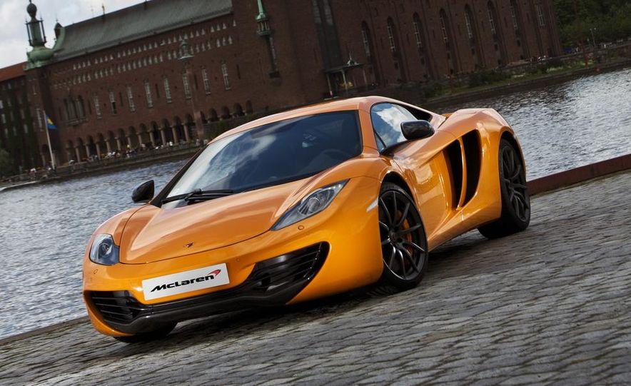 2014 McLaren 12C - Slide 1