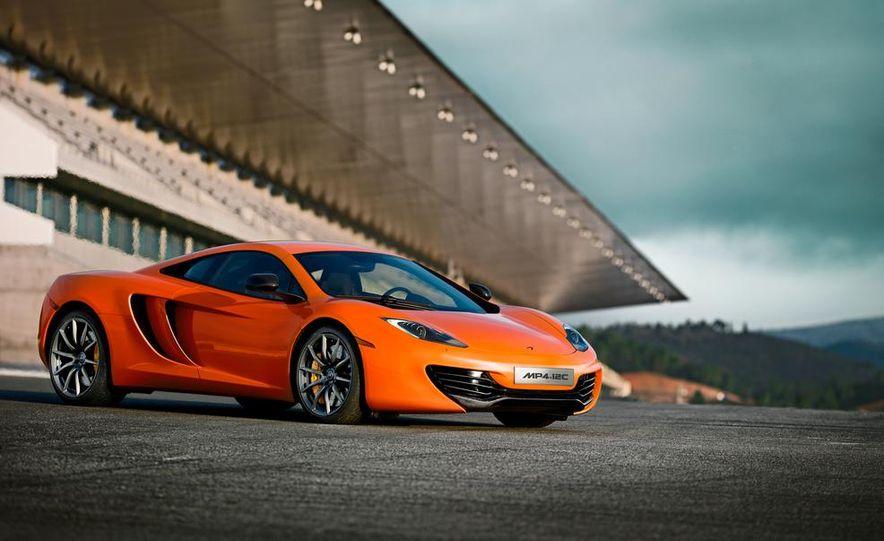 2014 McLaren 12C - Slide 2