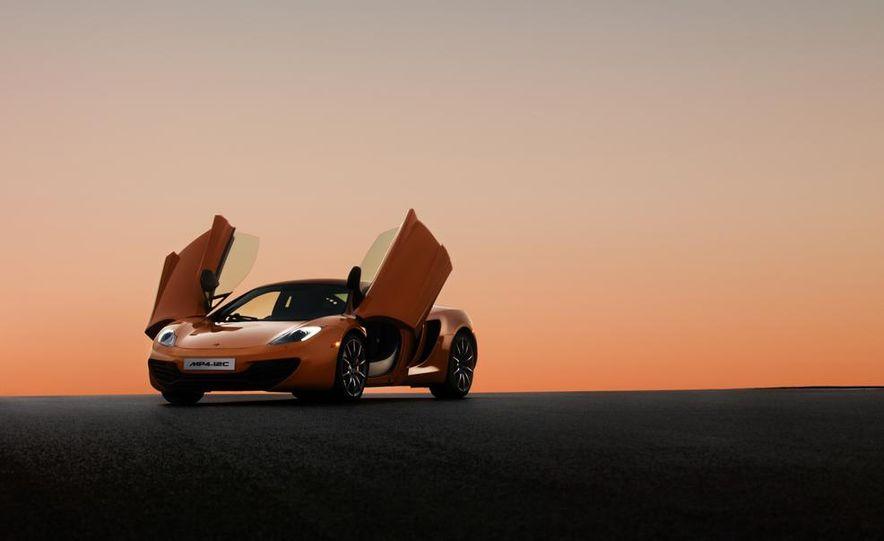 2014 McLaren 12C - Slide 8