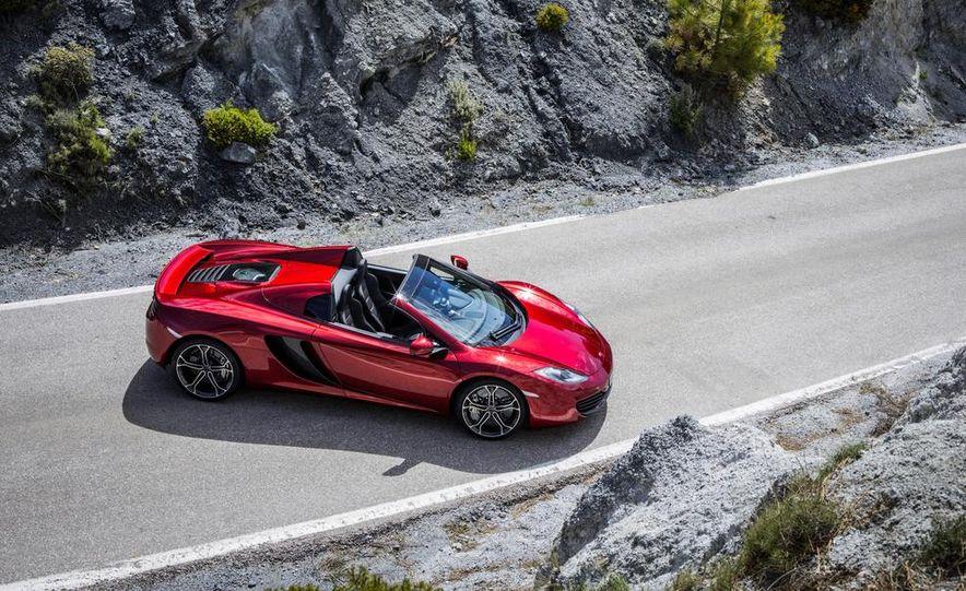 2014 McLaren 12C - Slide 9