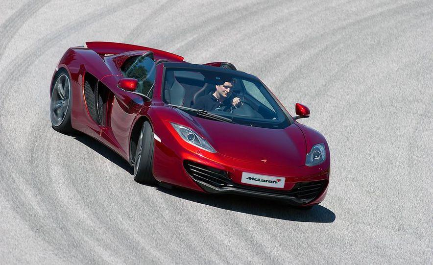 2014 McLaren 12C - Slide 10