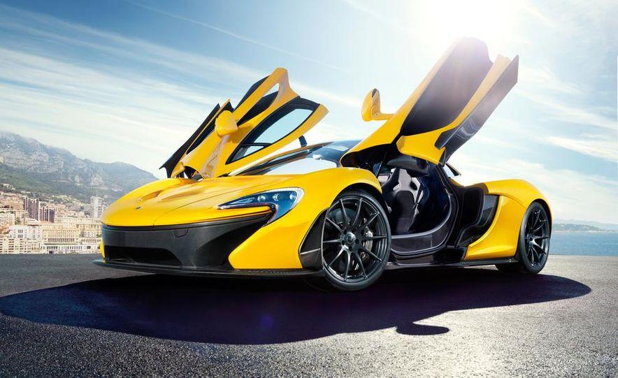 2014 McLaren 12C - Slide 15