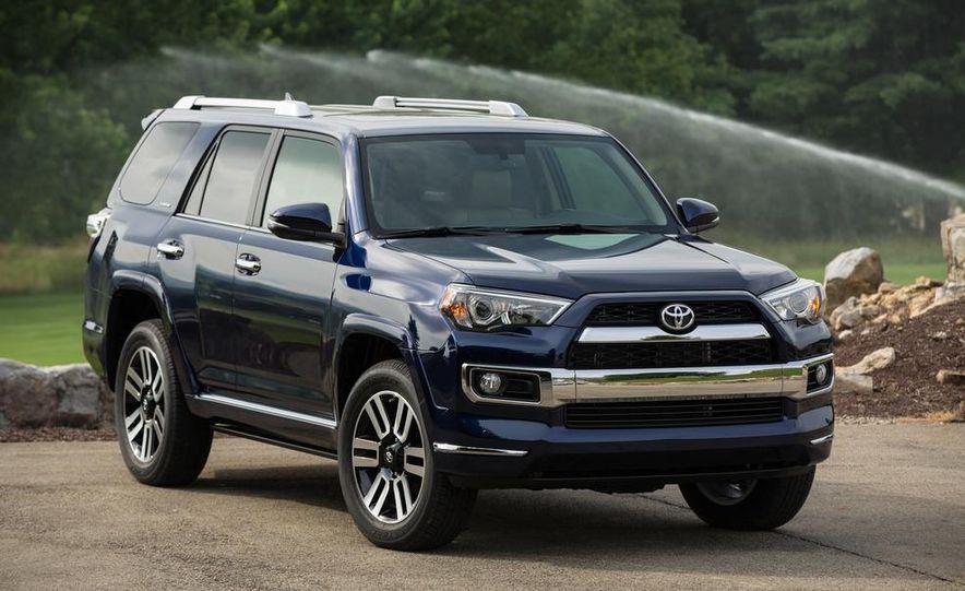 2014 Toyota 4Runner Limited - Slide 4