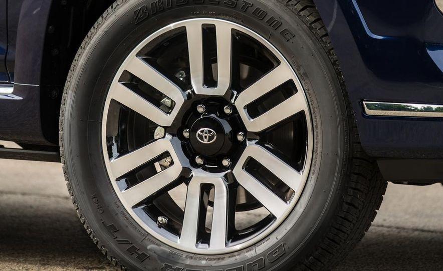 2014 Toyota 4Runner Limited - Slide 8