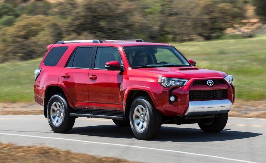 2014 Toyota 4Runner Limited - Slide 16