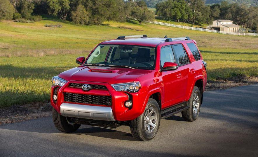 2014 Toyota 4Runner Limited - Slide 19