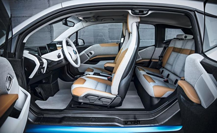 2014 BMW i3 - Slide 8