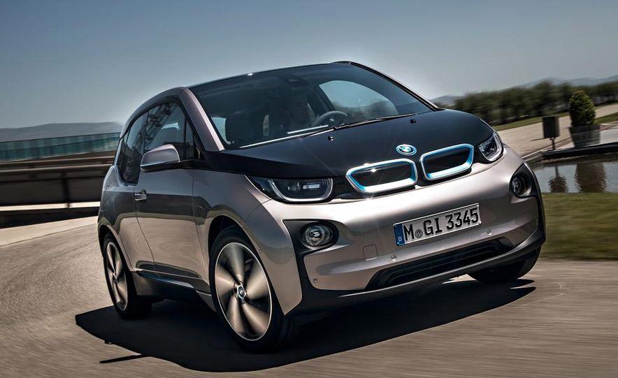 2014 BMW i3 - Slide 2