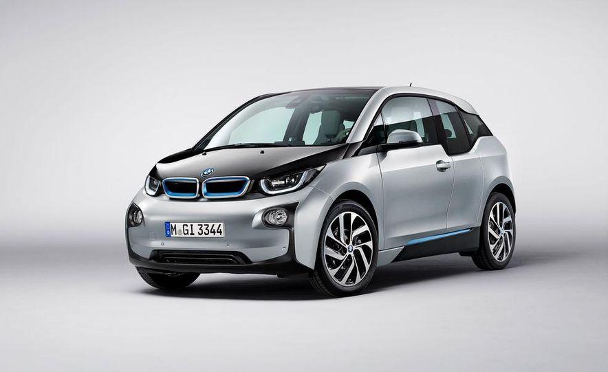 2014 BMW i3 - Slide 3