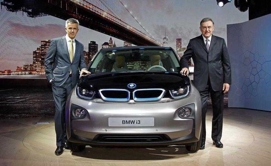 2014 BMW i3 - Slide 9