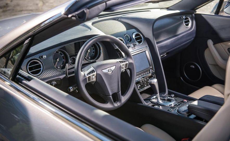 2014 Bentley Continental GT Speed W-12 - Slide 9