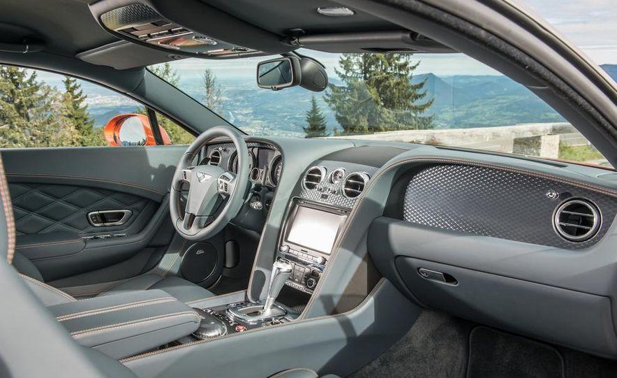 2014 Bentley Continental GT Speed W-12 - Slide 4