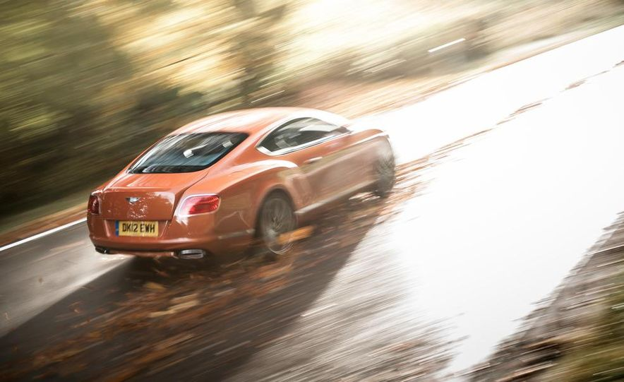 2014 Bentley Continental GT Speed W-12 - Slide 2