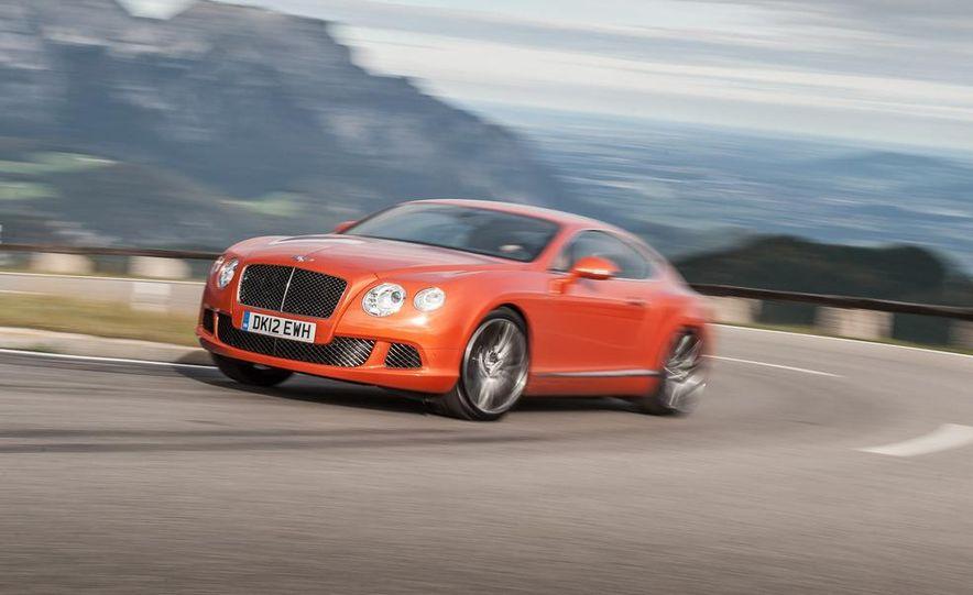 2014 Bentley Continental GT Speed W-12 - Slide 3