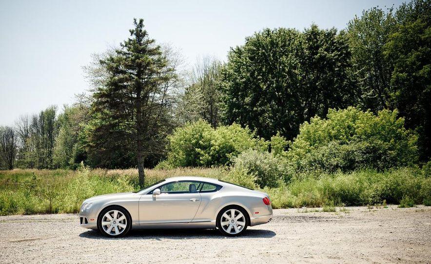 2014 Bentley Continental GT Speed W-12 - Slide 11