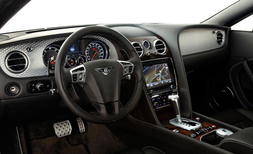 2014 Bentley Continental GT Speed W-12 - Slide 19