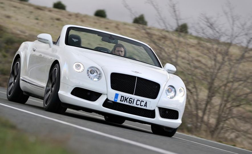 2014 Bentley Continental GT Speed W-12 - Slide 18