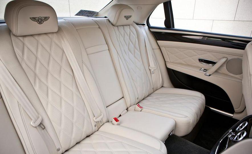 2014 Bentley Continental GT Speed W-12 - Slide 24