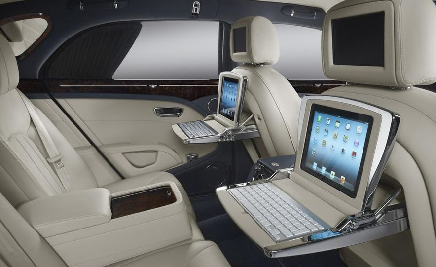 2014 Bentley Continental GT Speed W-12 - Slide 27