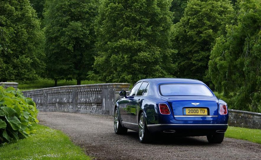 2014 Bentley Continental GT Speed W-12 - Slide 26