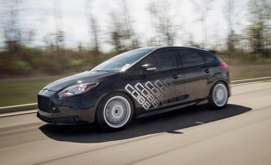 COBB Ford Focus ST - Slide 2