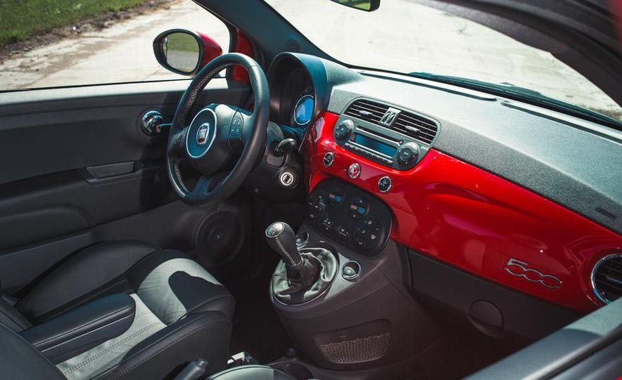2014 Fiat 500 Turbo - Slide 5