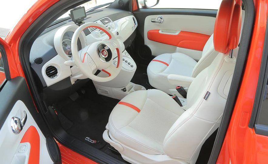 2014 Fiat 500 Turbo - Slide 14