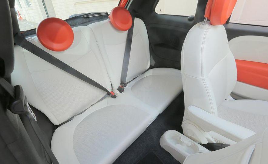 2014 Fiat 500 Turbo - Slide 16