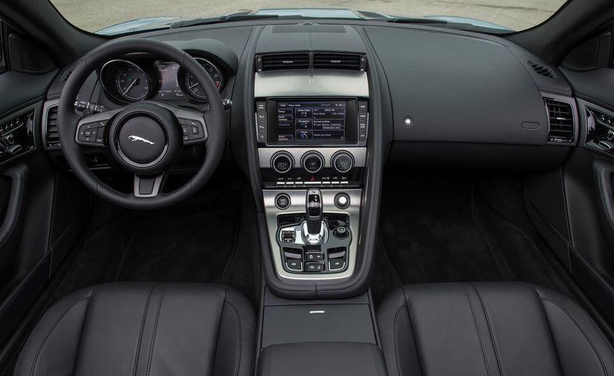2014 Jaguar F-type V-6 roadster - Slide 4