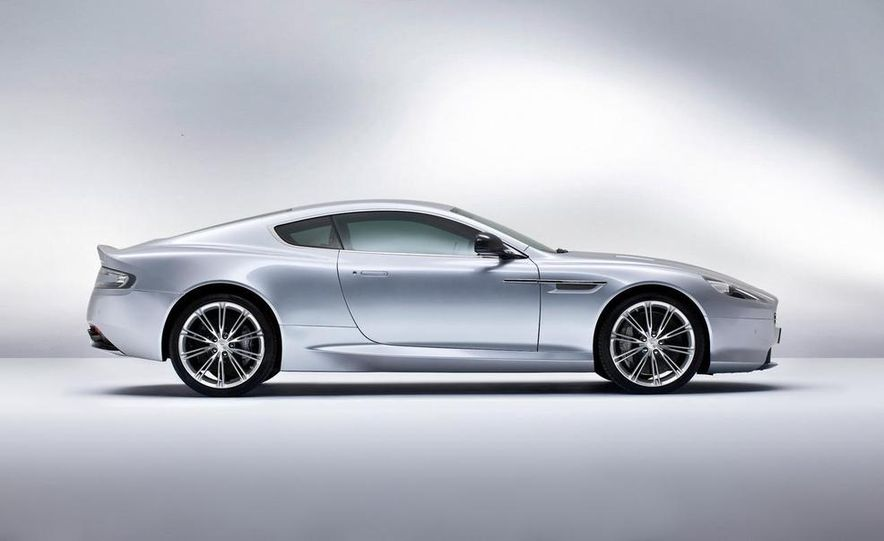 2014 Aston Martin DB9 - Slide 2