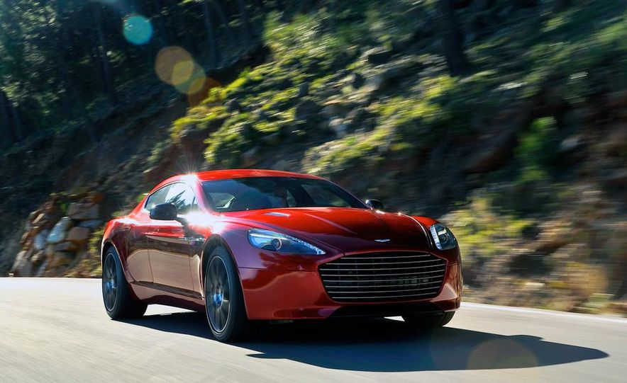 2014 Aston Martin DB9 - Slide 4